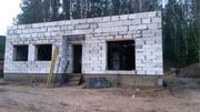 Фундамент для дома и здания